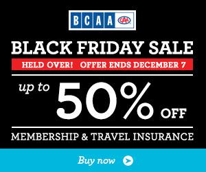 BCAA Get a Membership