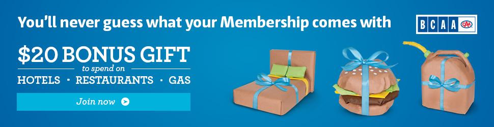 BCAA Membership