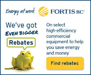 FortisBC Rebates