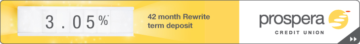 Prospera Credit Union Term Deposit