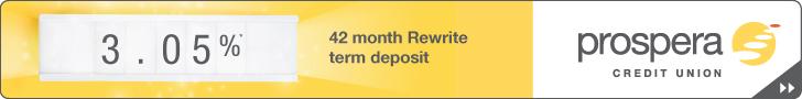 Prospera Credit Union Term Deposit